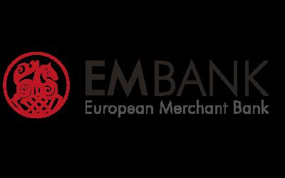 Stiprūs European Merchant Bank finansiniai rezultatai