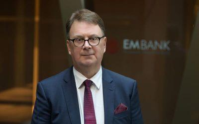 "Patyręs rizikos valdymo ekspertas E. Preikša paskirtas ""European Merchant Bank"" rizikos valdymo vadovu"